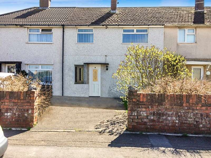 3 Bedrooms Terraced House for sale in Cronin Avenue, Port Talbot, Neath Port Talbot. SA12 6BE