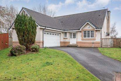 4 Bedrooms Detached House for sale in Balmoral Drive, Bishopton