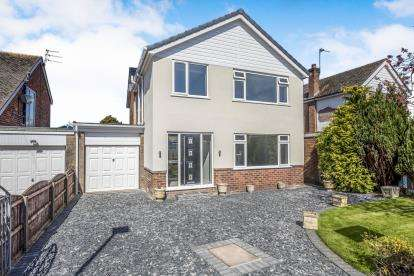 4 Bedrooms Detached House for sale in Brewery Lane, Formby, Liverpool, Merseyside, L37