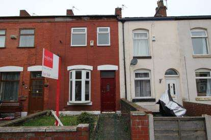2 Bedrooms Terraced House for sale in Princess Street, Ashton Under Lyne, Greater Manchester