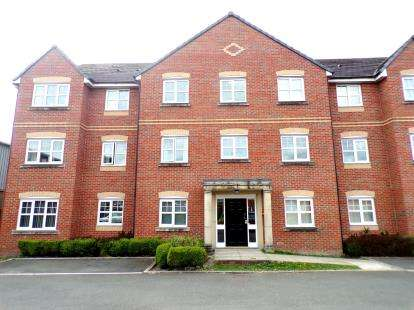 2 Bedrooms Flat for sale in Palatine Street, Denton, Manchester, Greater Manchester