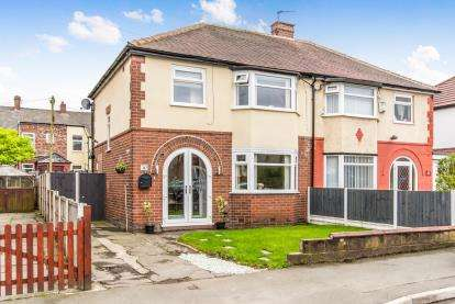 3 Bedrooms Semi Detached House for sale in Maple Avenue, Audenshaw, Manchester, Greater Manchester
