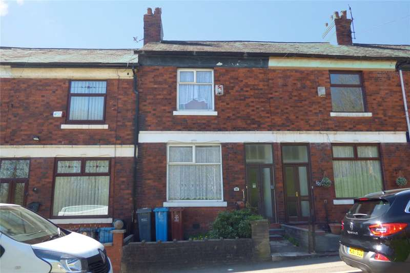 2 Bedrooms Terraced House for sale in Chapel Lane, Blackley, Manchester, M9