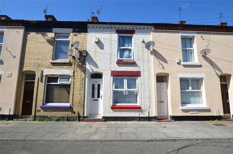 2 Bedrooms House for sale in Whittier Street, Liverpool, Merseyside, L8
