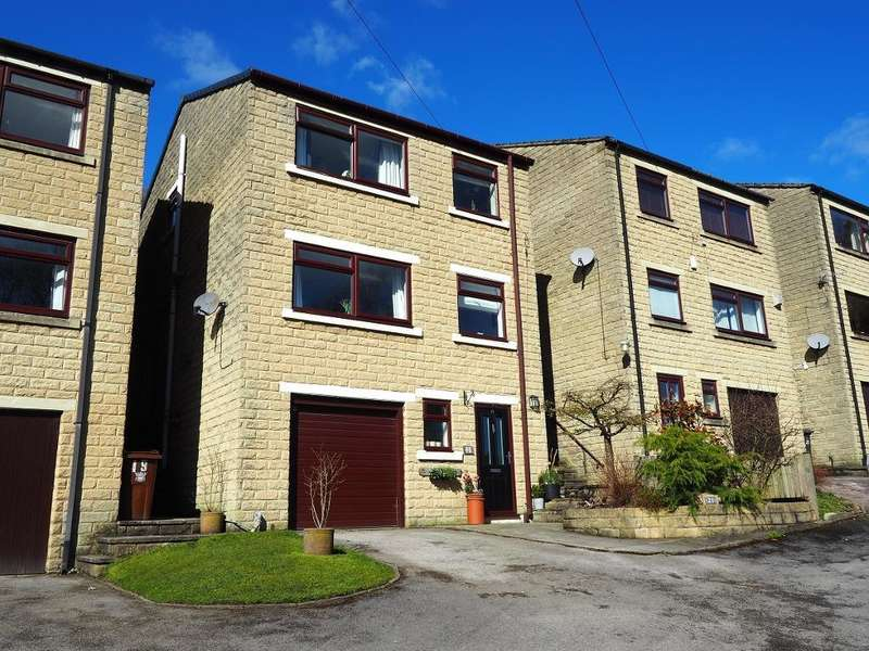 4 Bedrooms Detached House for sale in Mellor Road, New Mills, High Peak, Derbyshire, SK22 4DP