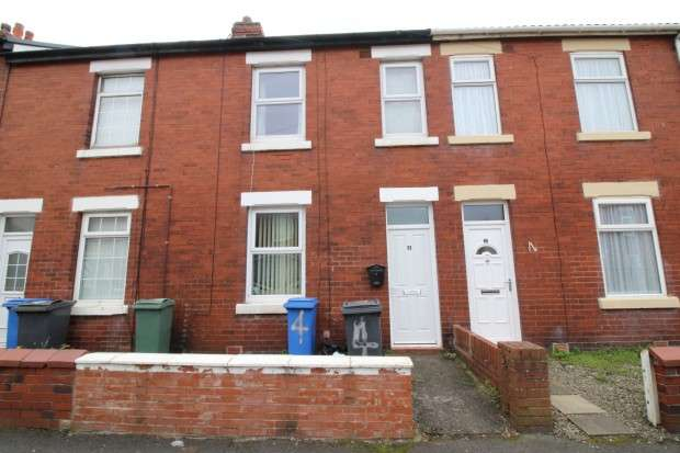 3 Bedrooms Terraced House for sale in Brown Street, Thornton-Cleveleys, FY5