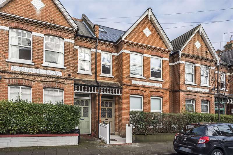 4 Bedrooms Terraced House for sale in Dinsmore Road, London, SW12