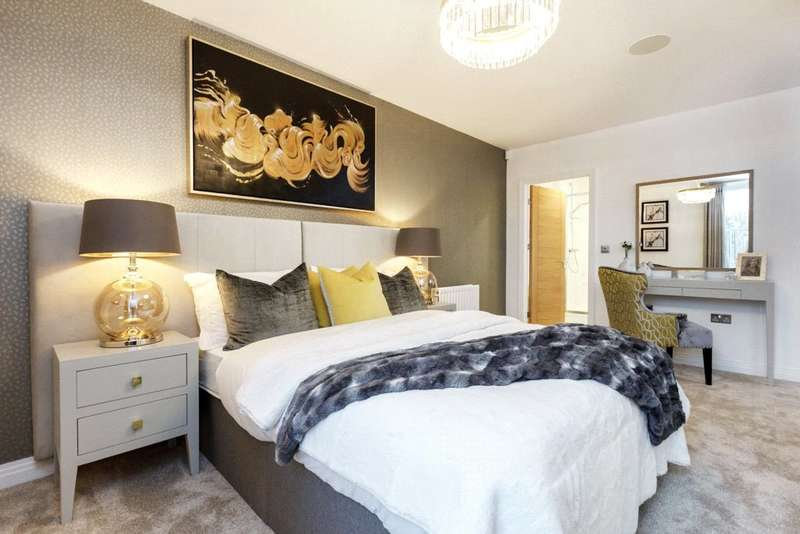 2 Bedrooms Flat for sale in Merry Hill Road, Bushey, Hertfordshire, WD23