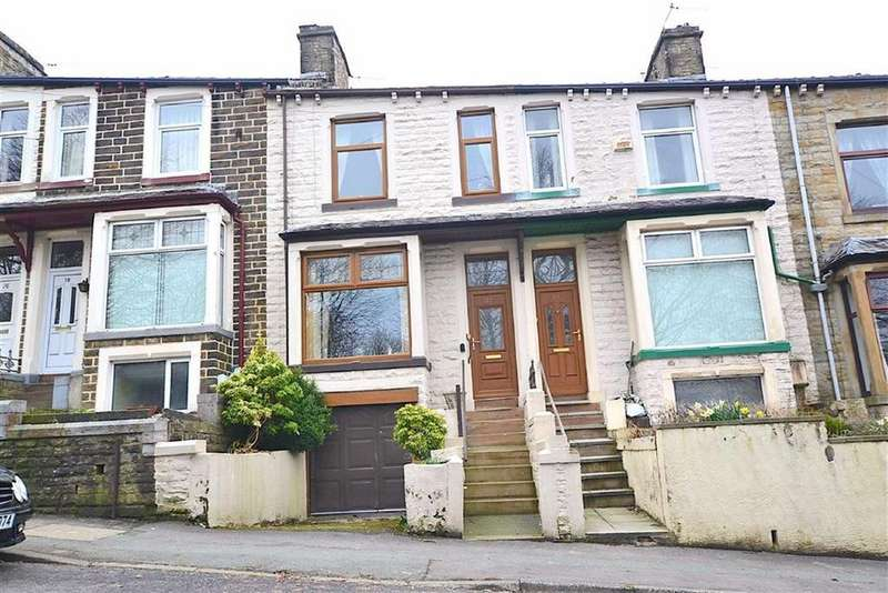 3 Bedrooms Terraced House for sale in Faraday Street, Burnley, Lancashire