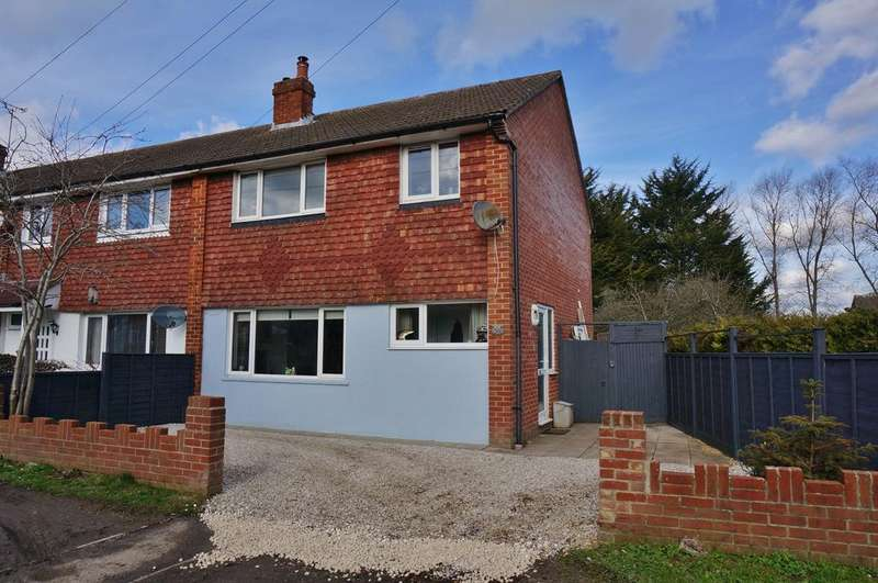 3 Bedrooms End Of Terrace House for sale in FUNTLEY