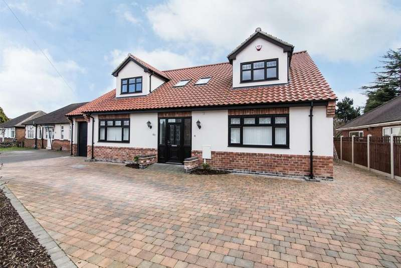 5 Bedrooms Detached House for sale in Portland Road, Toton