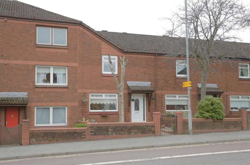 2 Bedrooms Terraced House for sale in 391 Maryhill Road, GLASGOW, G20 7XD