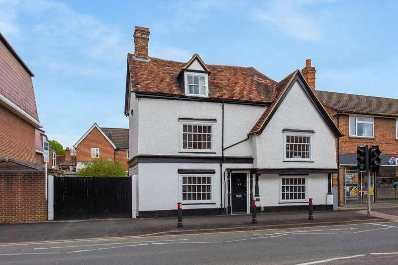 4 Bedrooms Detached House for sale in Ock Street, Abingdon