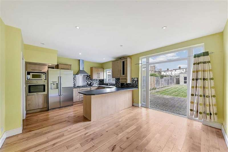5 Bedrooms Terraced House for sale in Rosehill Avenue, Sutton