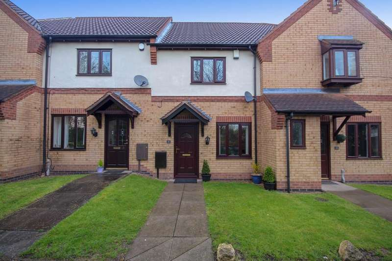 2 Bedrooms Terraced House for sale in Stornoway Close, Sinfin