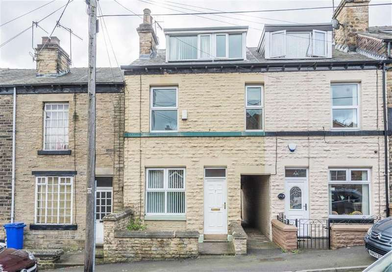 3 Bedrooms Terraced House for sale in Harrison Road, Hillsborough, Sheffield, S6