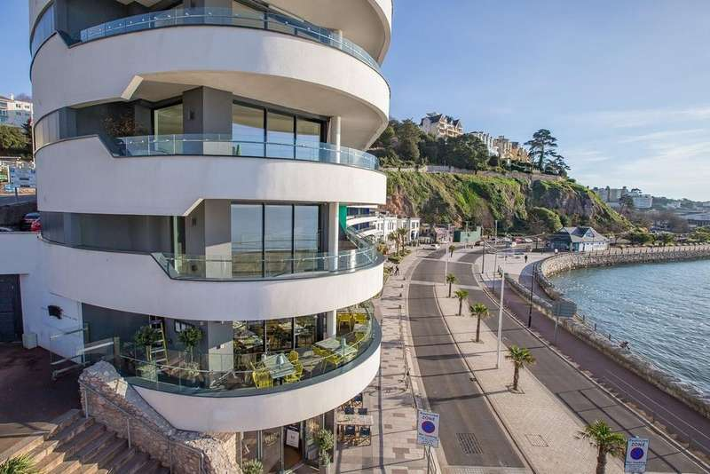 3 Bedrooms Apartment Flat for sale in Abbey Sands Torbay Road, Torquay, TQ2
