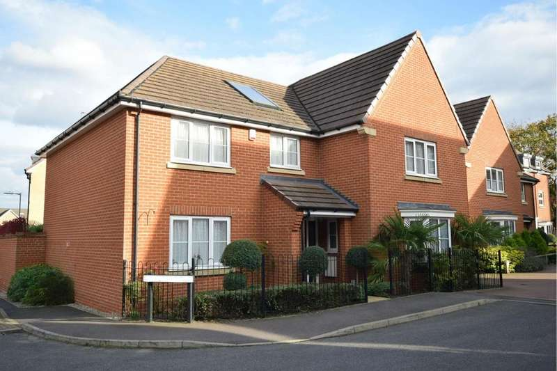 5 Bedrooms Detached House for sale in Cawbeck Road, Little Canfield, Dunmow, Essex, CM6
