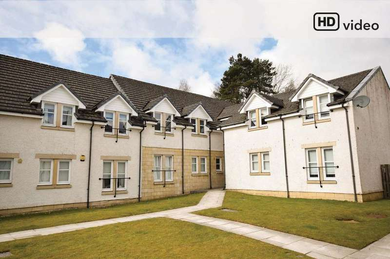2 Bedrooms Flat for sale in Hurlethill Court, 1/3, Glasgow , Glasgow, G53 7TB