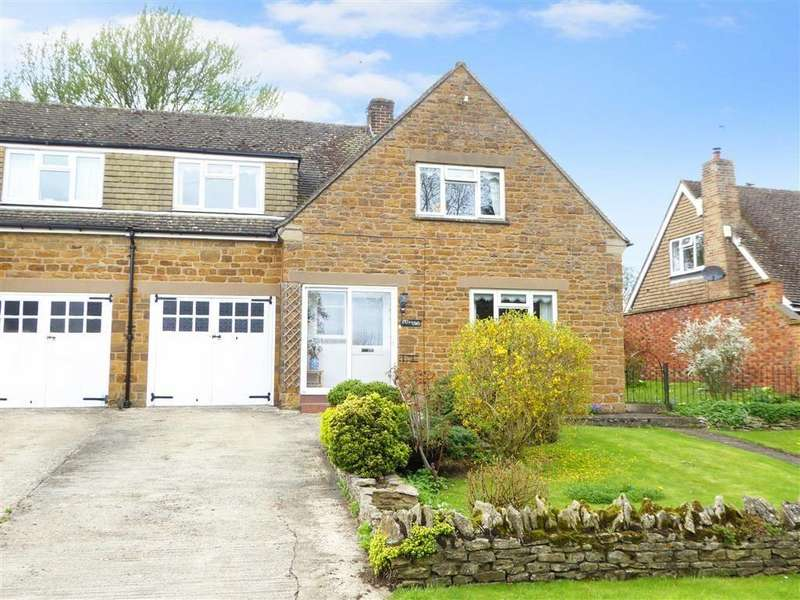 4 Bedrooms Semi Detached House for sale in High Street, Cropredy