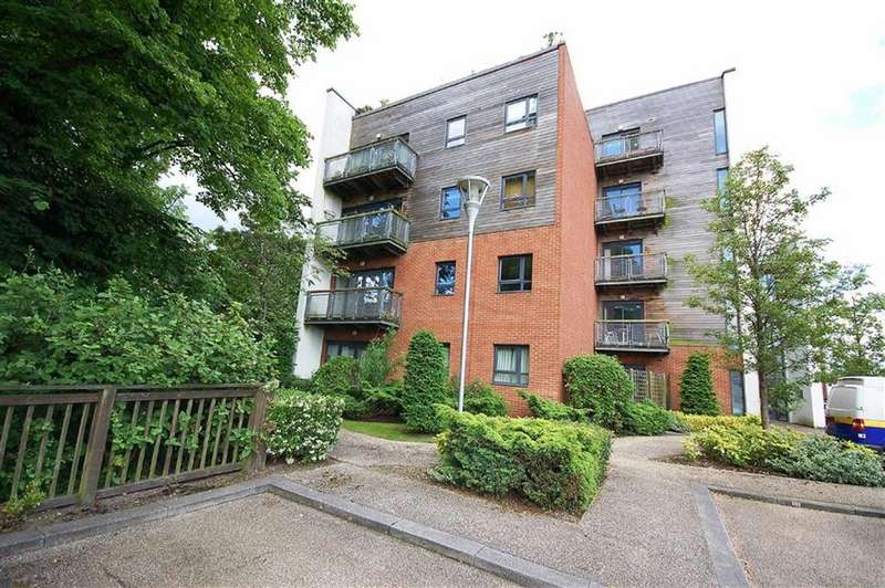 2 Bedrooms Flat for sale in Wilmslow Road, East Didsbury, Manchester, M20