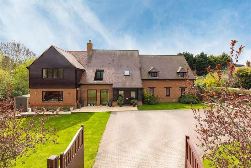 6 Bedrooms Detached House for sale in Thirlby Lane, Shenley Church End, Milton Keynes