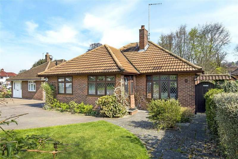 3 Bedrooms Bungalow for sale in The Meads, Northchurch, Berkhamsted, Hertfordshire, HP4