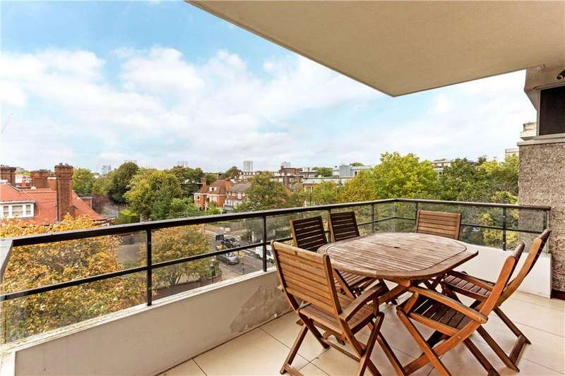 3 Bedrooms Flat for sale in London House, 7-9 Avenue Road, London, NW8