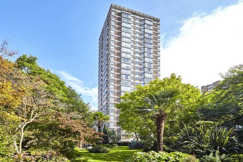 3 Bedrooms Apartment Flat for sale in Quadrangle Tower, Cambridge Square, London, W2