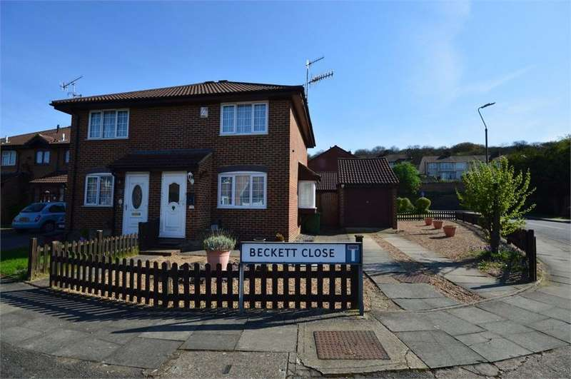 2 Bedrooms Detached House for sale in Beckett Close, Belvedere