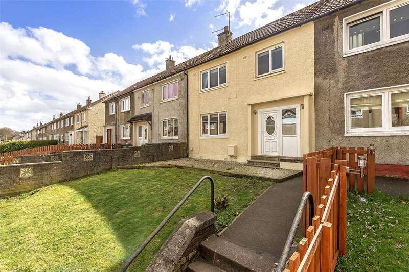 3 Bedrooms Terraced House for sale in 69 Skye Road, Rutherglen, Glasgow, G73