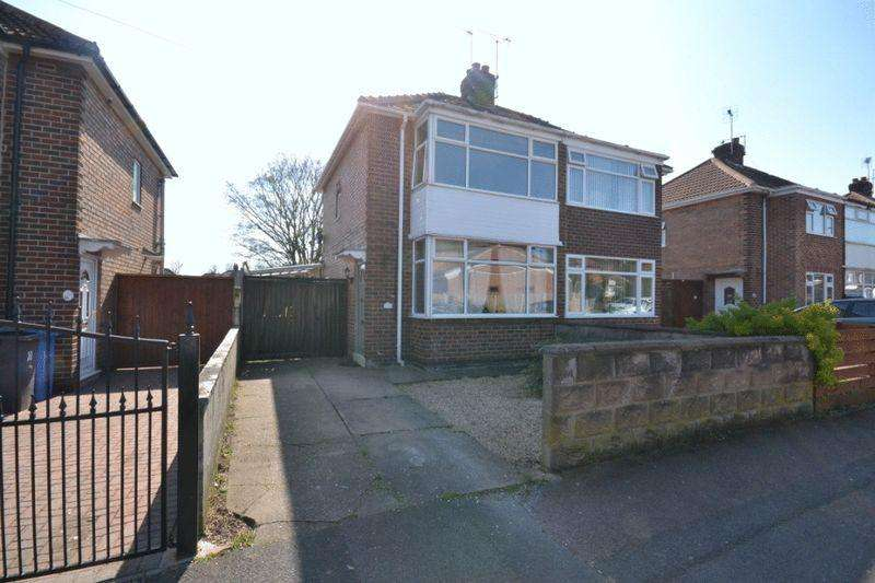 3 Bedrooms Semi Detached House for sale in OAKLEIGH AVENUE, CHADDESDEN