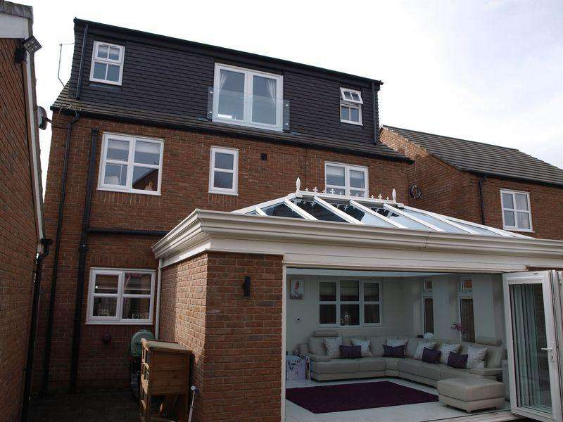 5 Bedrooms Detached House for sale in Armitage Way, Winnington Village, Northwich, CW8 4QN