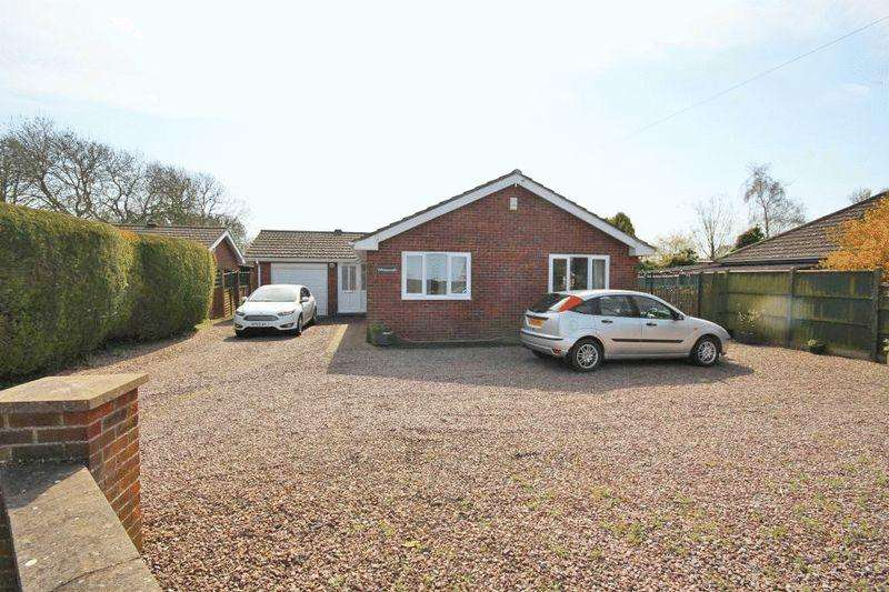 3 Bedrooms Detached Bungalow for sale in MAIN ROAD, WITHERN
