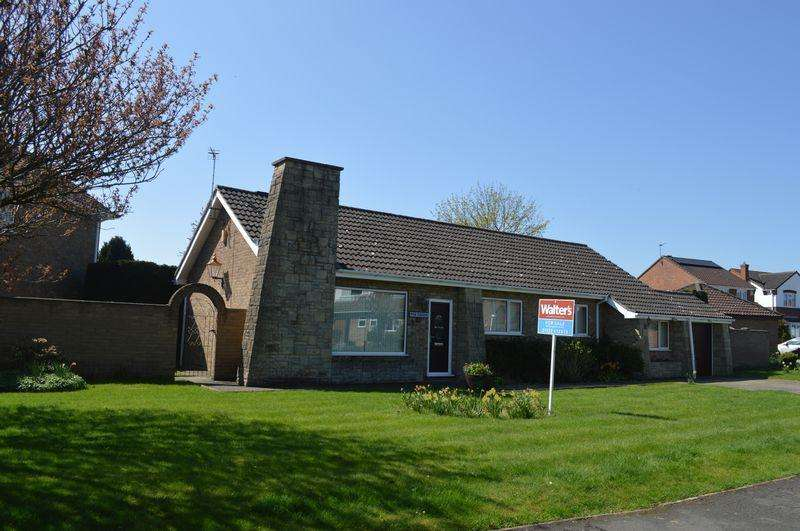 3 Bedrooms Bungalow for sale in St Edwards Drive, Sudbrooke