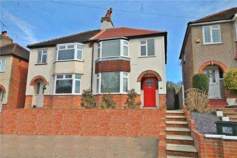 3 Bedrooms Semi Detached House for sale in Ashurst Road, Tadworth