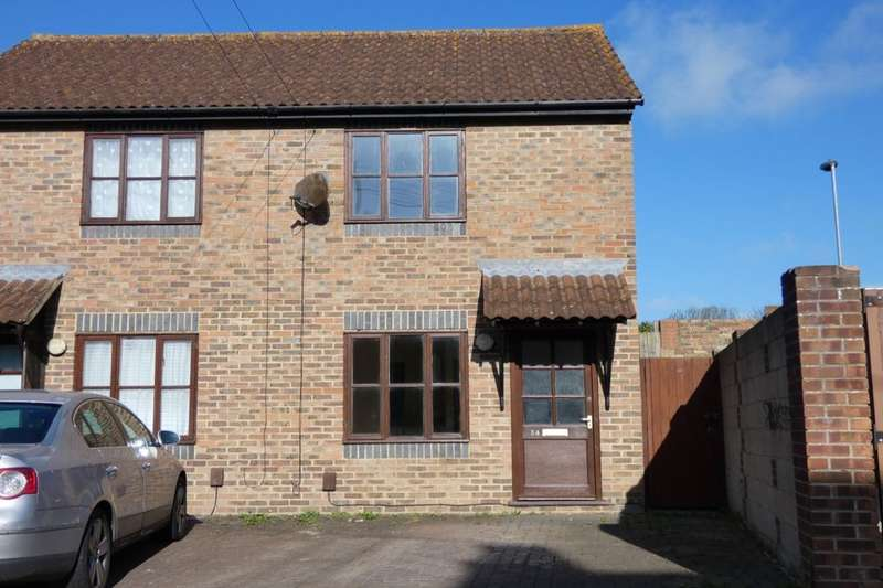 1 Bedroom Semi Detached House for sale in Gladstone Road, Folkestone, CT19