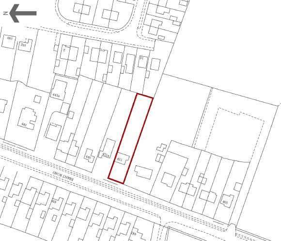 2 Bedrooms Land Commercial for sale in Brant Road, Waddington, Lincoln