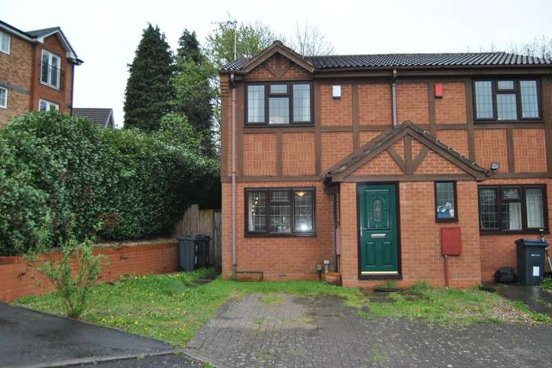 2 Bedrooms Detached House for sale in Lady Bracknell Mews, Northfield, Birmingham, B31