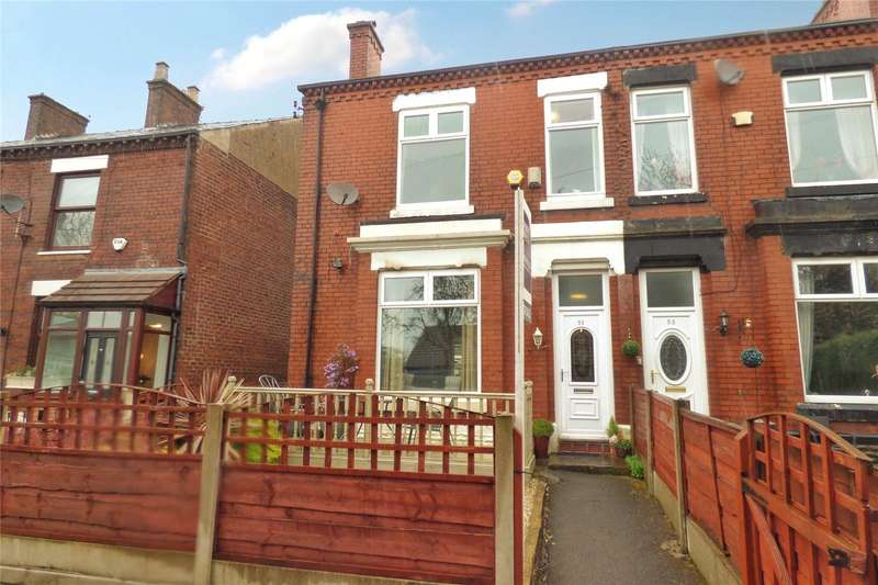 4 Bedrooms End Of Terrace House for sale in Bardsley Vale Avenue, Bardsley, Oldham, Greater Manchester, OL8