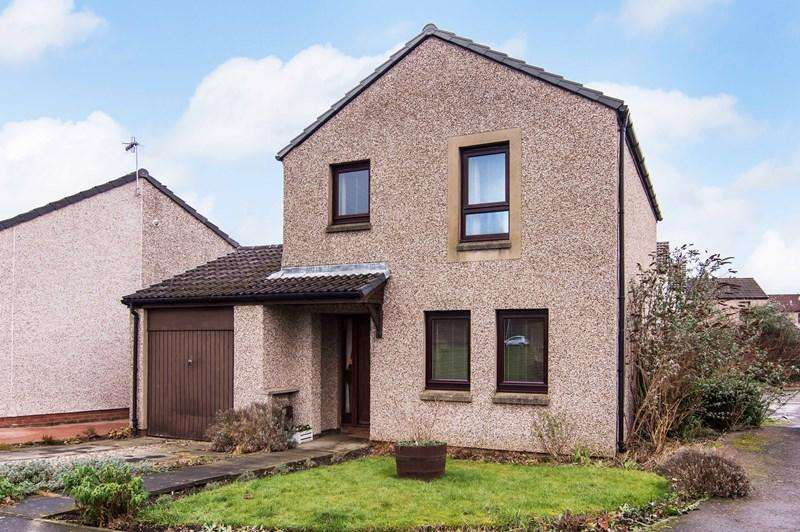3 Bedrooms Property for sale in 6 Acredales Walk, Haddington, Haddington, East Lothian, EH41 4RR
