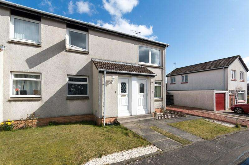 2 Bedrooms Property for sale in 6 Alnwickhill Grove, Liberton, Edinburgh, EH16 6YA