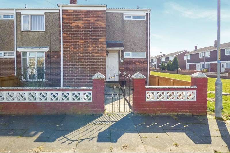 3 Bedrooms Property for sale in Coventry Way, Jarrow, Tyne and Wear, NE32 4TS