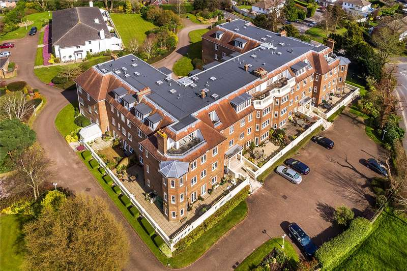 4 Bedrooms Flat for sale in Wray Mill House, Batts Hill, Reigate, Surrey, RH2