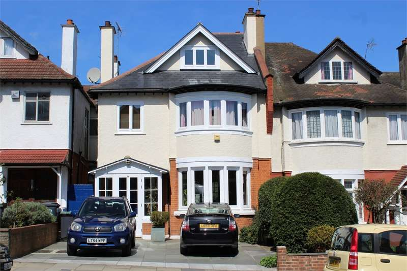 5 Bedrooms Terraced House for sale in Alexandra Park Road, Muswell Hill, London