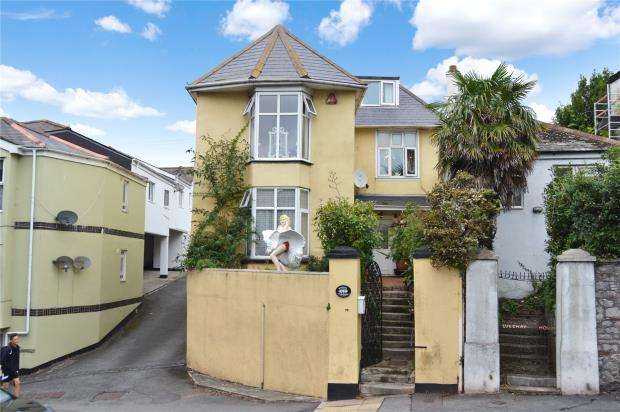 5 Bedrooms Link Detached House for sale in Bitton Park Road, Teignmouth, Devon