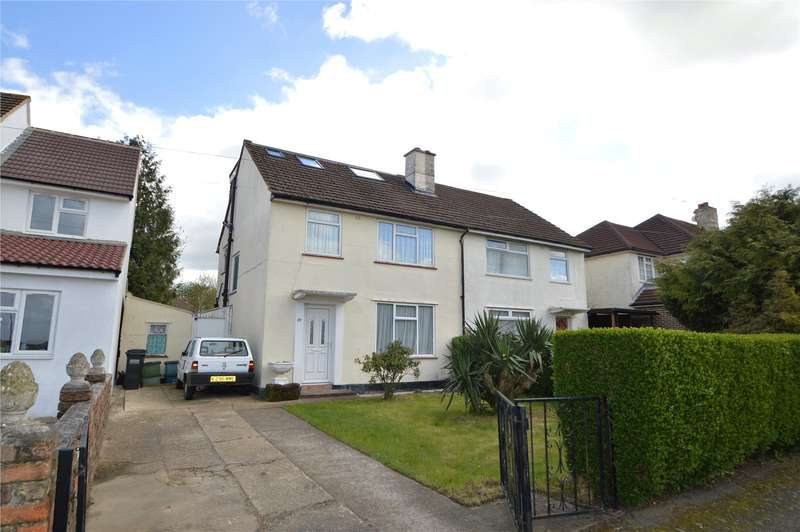 5 Bedrooms Semi Detached House for sale in North Downs Road, New Addington, Croydon