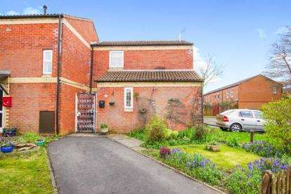 3 Bedrooms End Of Terrace House for sale in Comb Paddock, Bristol, Somerset