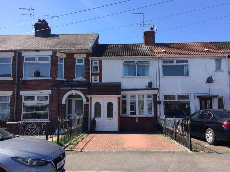 2 Bedrooms Terraced House for sale in Roslyn Road, Meadowbank Road, Hull, HU3 6XG
