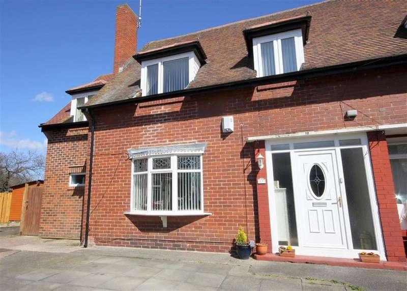5 Bedrooms Semi Detached House for sale in Firtree Gardens, Whitley Bay, Tyne & Wear, NE25